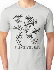 Silence Will Fall | Doctor Who Unisex T-Shirt