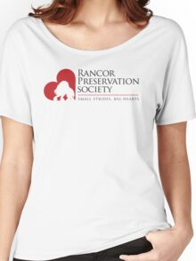 Rancor Preservation Society - White Women's Relaxed Fit T-Shirt