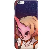 Fly Me to the Moon iPhone Case/Skin