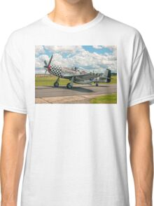 "CAC Mustang 23 A68-192 G-HAEC ""Big Beautiful Doll"" Classic T-Shirt"