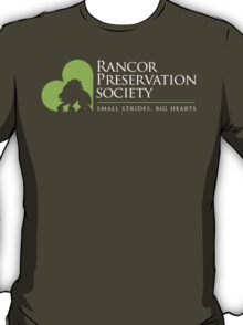 Rancor Preservation Society - Brown T-Shirt