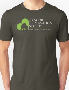 Rancor Preservation Society - Brown T-Shirt