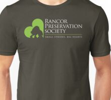 Rancor Preservation Society - Brown Unisex T-Shirt