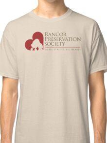 Rancor Preservation Society - Tan Classic T-Shirt