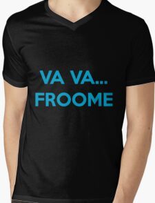 Va Va Froome Mens V-Neck T-Shirt