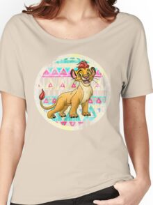 Lion Prince Women's Relaxed Fit T-Shirt