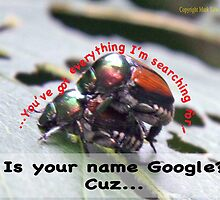 Is your name Google? by Mark Edw Lodge