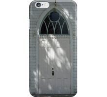 Church Door iPhone Case/Skin