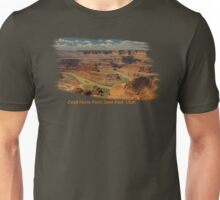 Dead Horse Point State Park, Utah Tee Shirt or Sticker Unisex T-Shirt