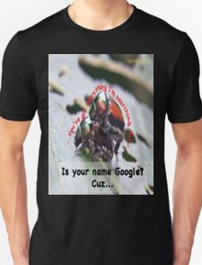 Is your name Google? Unisex T-Shirt