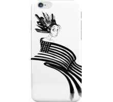 A Vision of Liberty iPhone Case/Skin