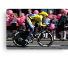 Giro d'Italia - In Belfast Canvas Print