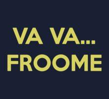Va Va Froome Kids Clothes