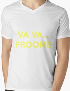 Va Va Froome Mens V-Neck T-Shirt