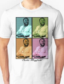 Curtis Mayfield Quatro T-Shirt