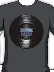 2112 Vinyl T-Shirt