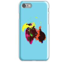 Colourfull Eagle  iPhone Case/Skin