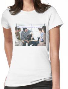 新世紀エヴァンゲリオン Womens Fitted T-Shirt