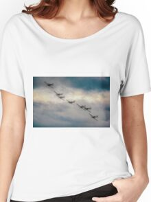 Spitfire Formation Women's Relaxed Fit T-Shirt