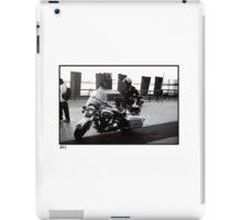 Pigs - #01 - NYC Line iPad Case/Skin