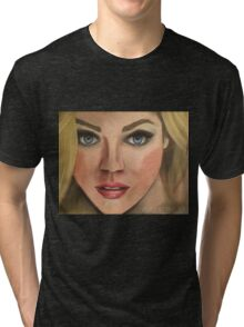 Angel Candice Tri-blend T-Shirt