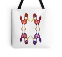 Mythical Birds Tote Bag