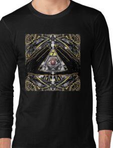 YELLOW ILLUMINATION 777 Long Sleeve T-Shirt
