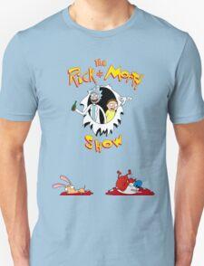 The Rick & Morty Show Featuring Ren & Stimpy Unisex T-Shirt