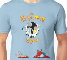 The Rick & Morty Show Featuring Ren & Stimpy Unisex T-Shirt