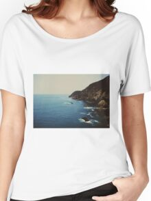 La Quebrada  Women's Relaxed Fit T-Shirt
