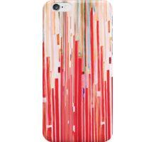 Watercolour Stripes iPhone Case/Skin
