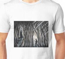 """""""The Forbidden Forest"""" Unisex T-Shirt"""