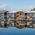 Marina Homes Reflected by dbvirago