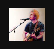 Colorful Ed Sheeran Drawing Unisex T-Shirt