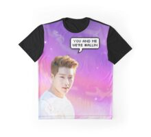 Jooheon is #AllIn to be with you Graphic T-Shirt