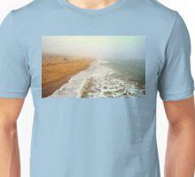 Manhattan Beach On An Early Morning Unisex T-Shirt