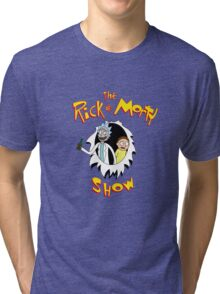 The Rick & Morty Show! Tri-blend T-Shirt