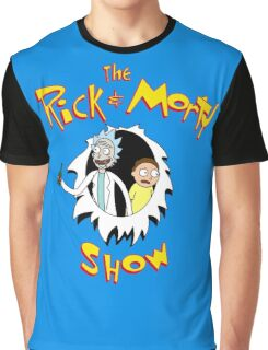 The Rick & Morty Show! Graphic T-Shirt