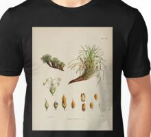 The botany of the Antarctic voyage of H M  discovery ships Erebus and Terror in the Years 1839 1843 Joseph Dalton Hooker V1 108 Unisex T-Shirt