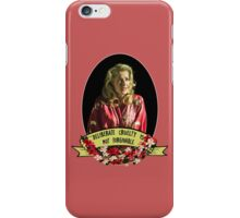 It is the one unforgivable thing in my opinion. iPhone Case/Skin