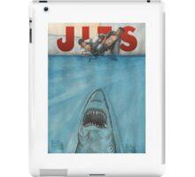 JITS - Mat is Ocean - TITLE ONLY iPad Case/Skin