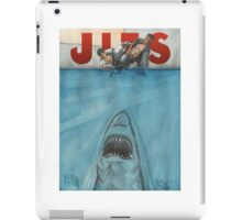 JITS - Mat is Ocean - TITLE ONLY iPad Case/Skin
