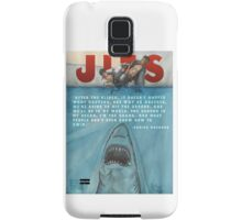 JITS - Mat is Ocean - TITLE AND QUOTE Samsung Galaxy Case/Skin