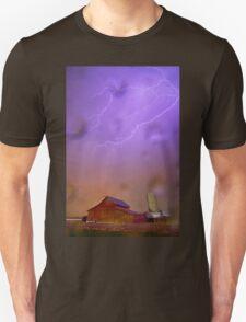 Here Comes The Rain Unisex T-Shirt