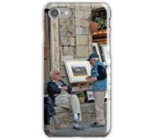 Senior Moments iPhone Case/Skin