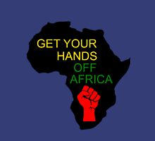 GET YOUR HANDS OFF-AFRICA Classic T-Shirt