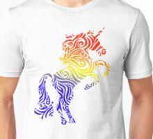 Squiggle Unicorn  Unisex T-Shirt