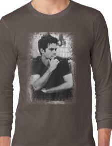 Dylan O'Brien Long Sleeve T-Shirt