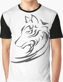 Mighty Wolf Graphic T-Shirt