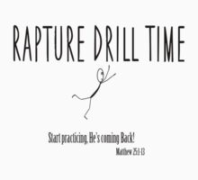 Rapture Drill Time by SHKlevor